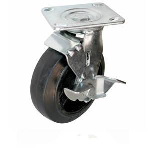 Большегрузные обрезиненные колеса