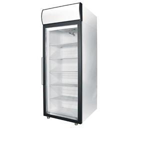 Холодильные шкафы cо стеклянными дверьми