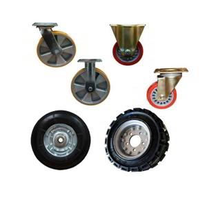 Колеса и колесные опоры