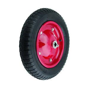 Пневматические и литые колеса для тачек