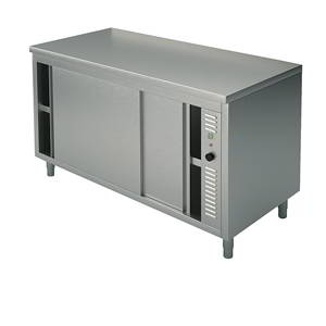 Тепловые столы и полки