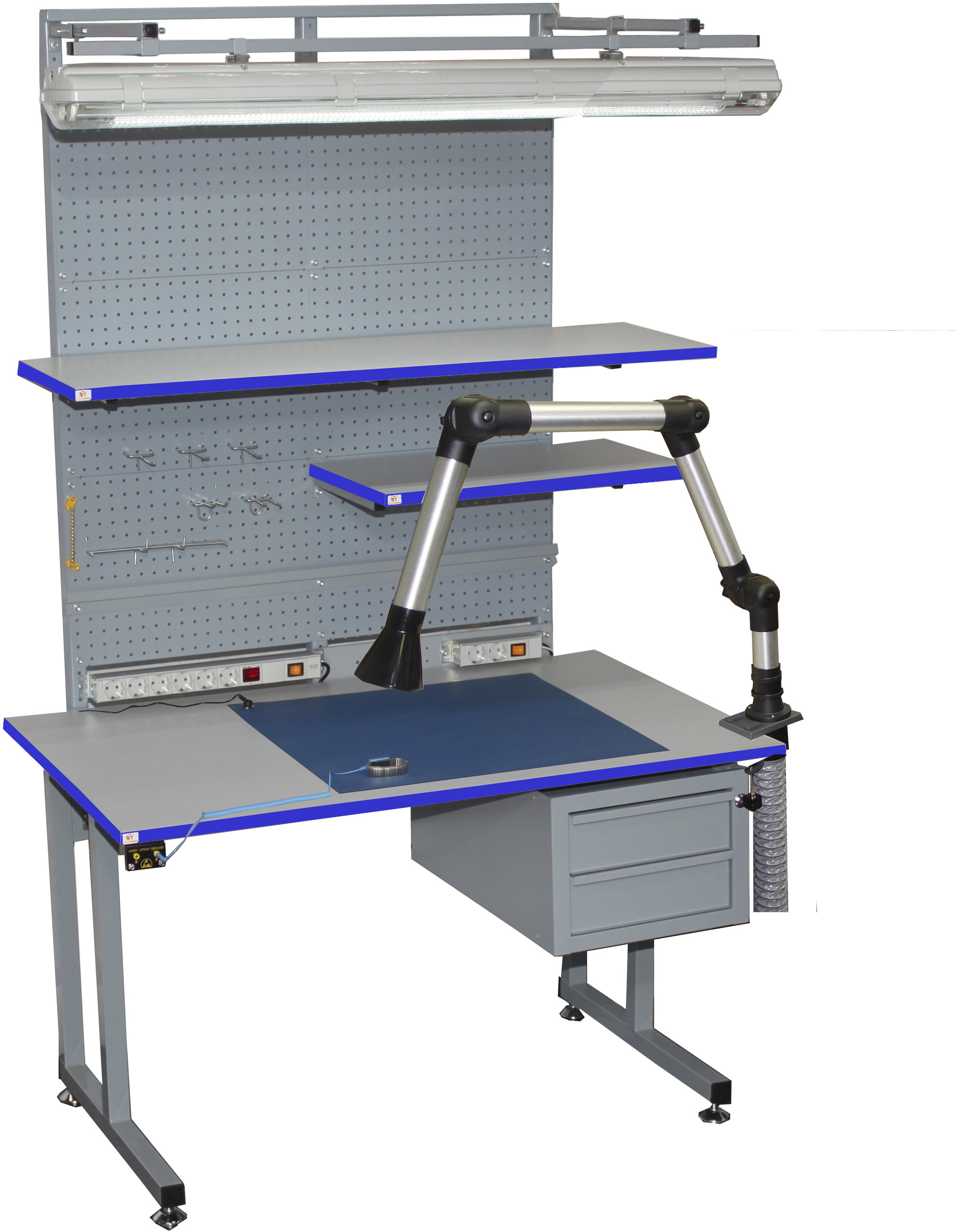 Стол С5-1800x750 ESD, фото 2