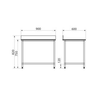 Стол ДМ-2-006-01, фото 2