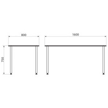 Стол ДМ-1-006-41, фото 2