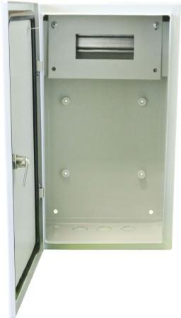 Щит распределительно-учетный герметичный легкий ОЩРУгл-3Н-6з
