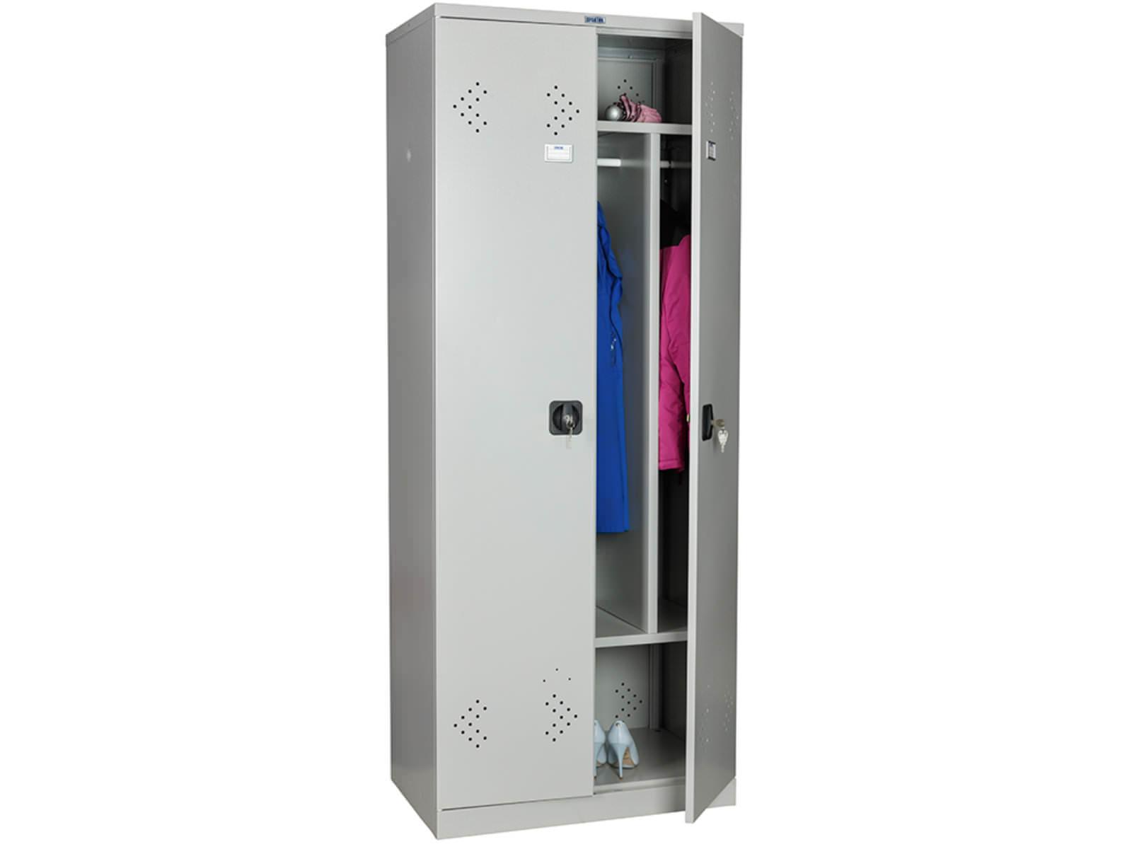 Шкаф для одежды ПРАКТИК LS-21-80D