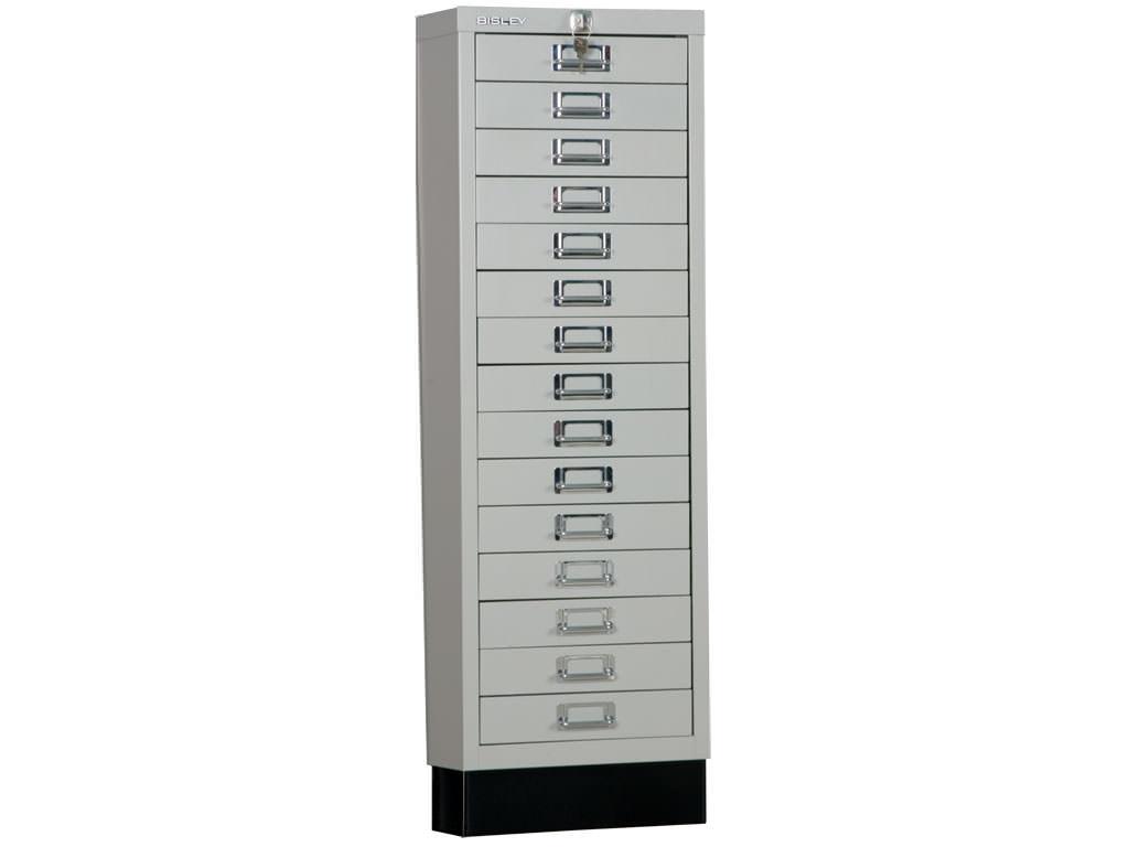 Многоящичный шкаф BISLEY 39/15L (PC 091)