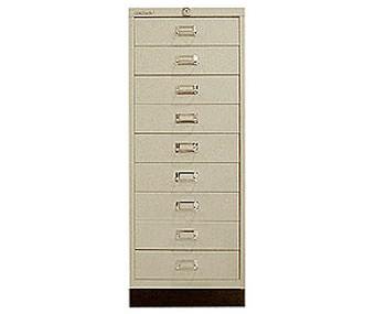 Многоящичный шкаф BISLEY BA 3/9L (PC 115)*