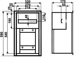 Щит распределительно-учетный ЩРУ-3В-12-з, фото 2