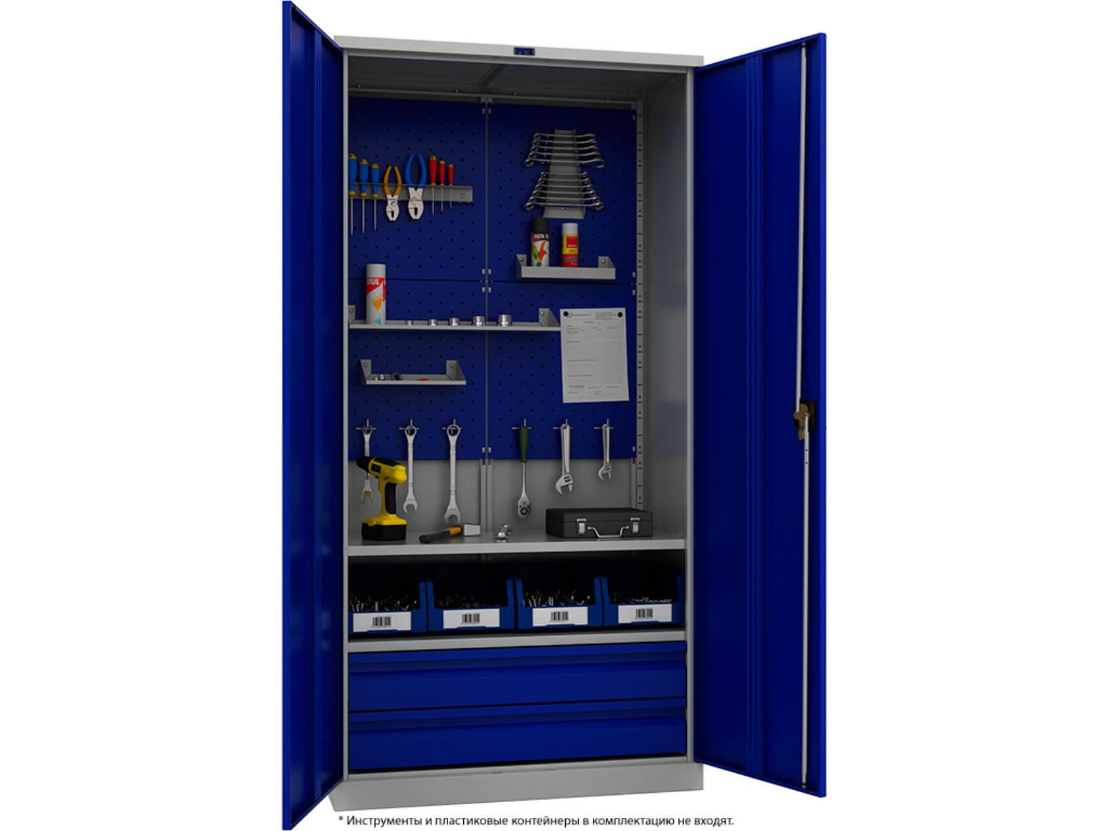 Шкаф инструментальный TC-1995 TC-1995-042020