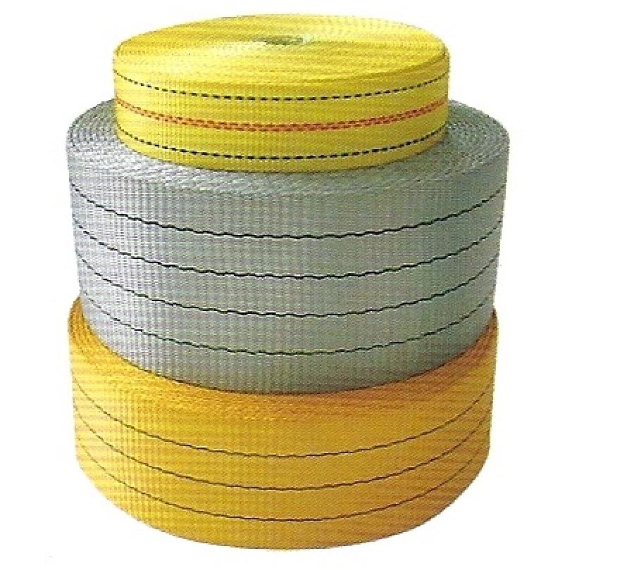 Лента текстильная для ремней 35 мм 3000 кг (оранжевый)