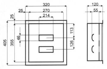 Щит распределительный ЩРВ-24-з, фото 2