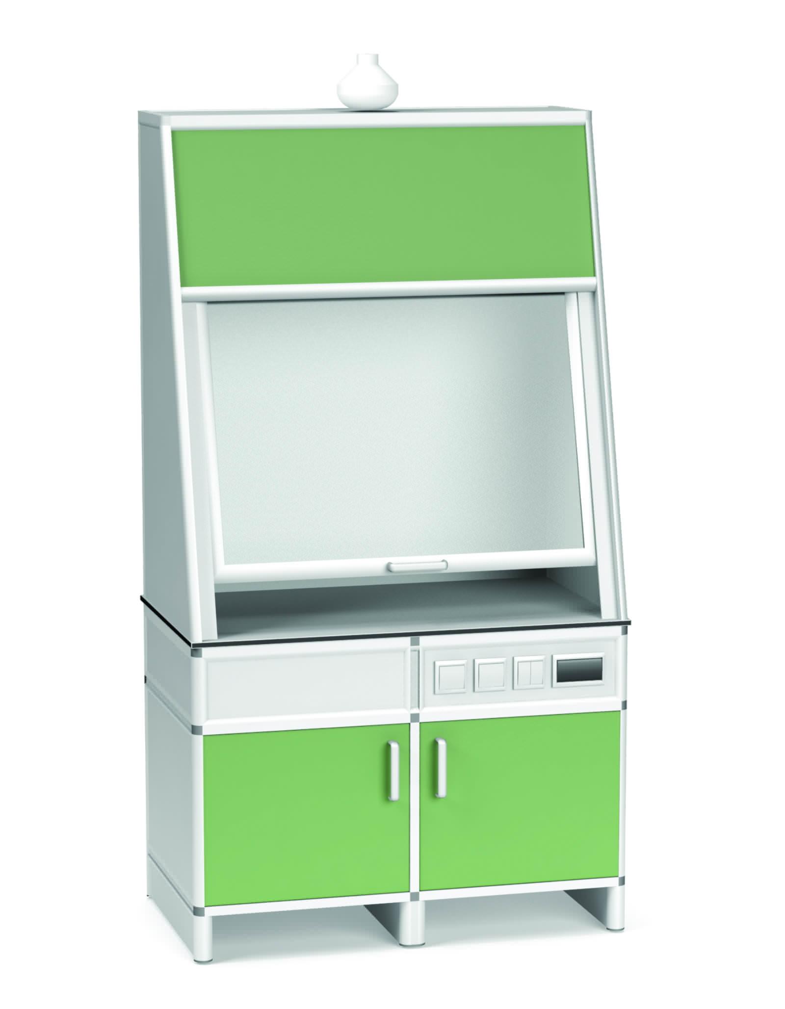 Вытяжной шкаф ДМ-1-004-01