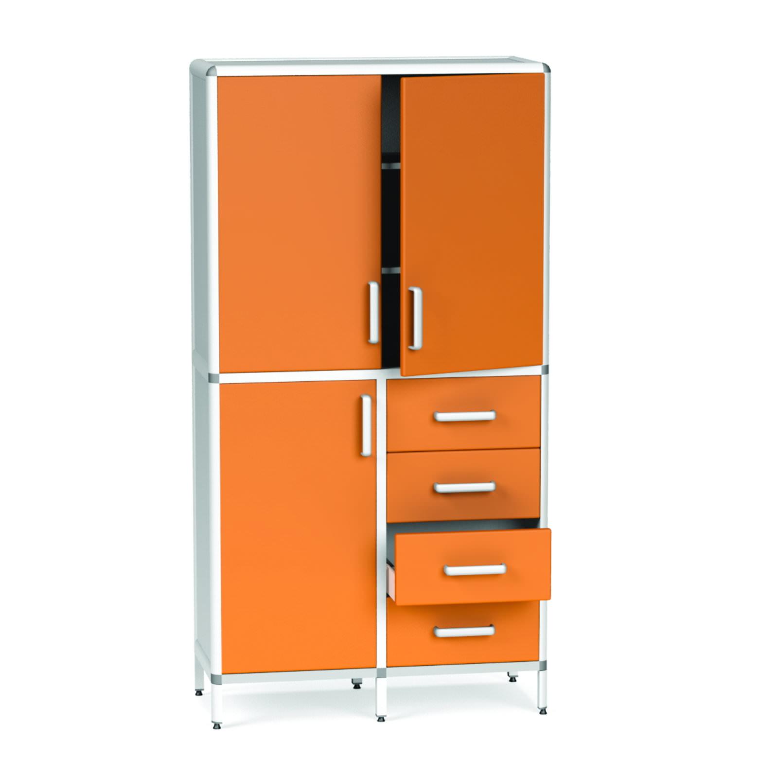 Медицинский шкаф ДМ-2-001-22
