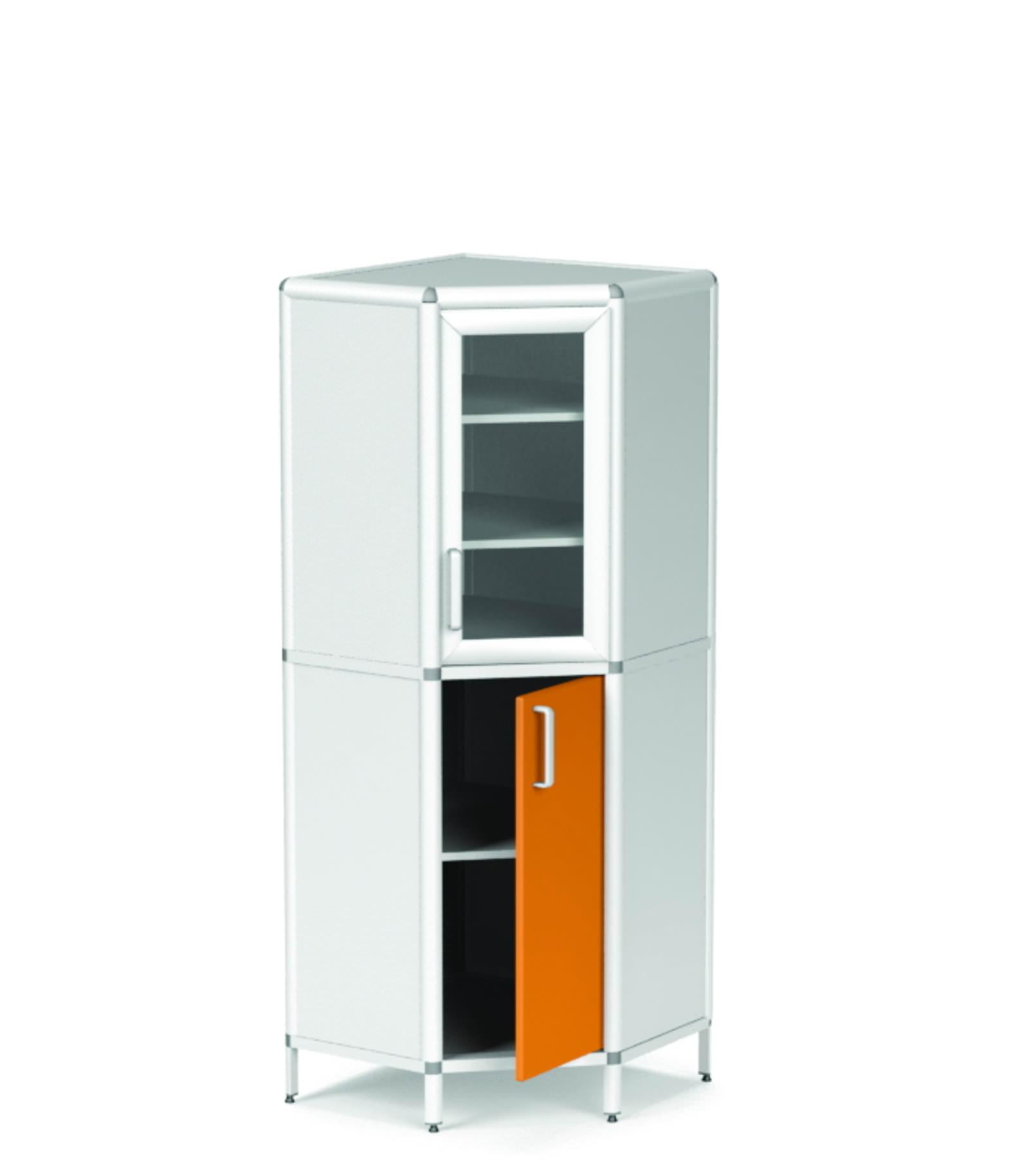 Медицинский шкаф ДМ-2-001-33