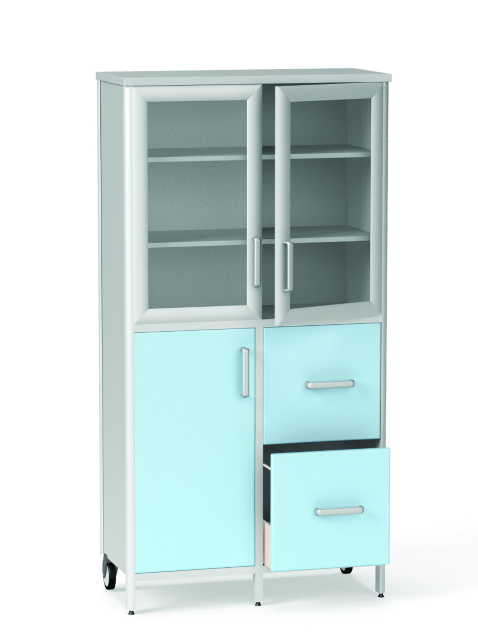 Медицинский шкаф ДМ-3-001-19