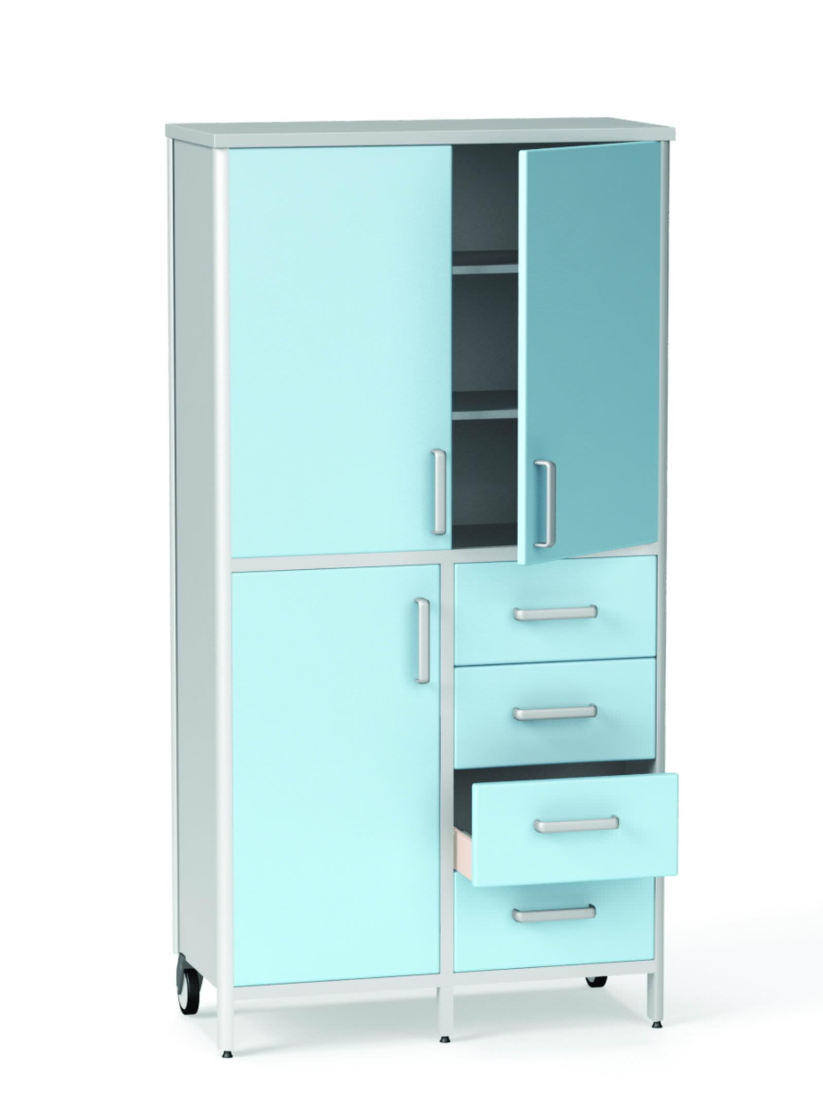Медицинский шкаф ДМ-3-001-22