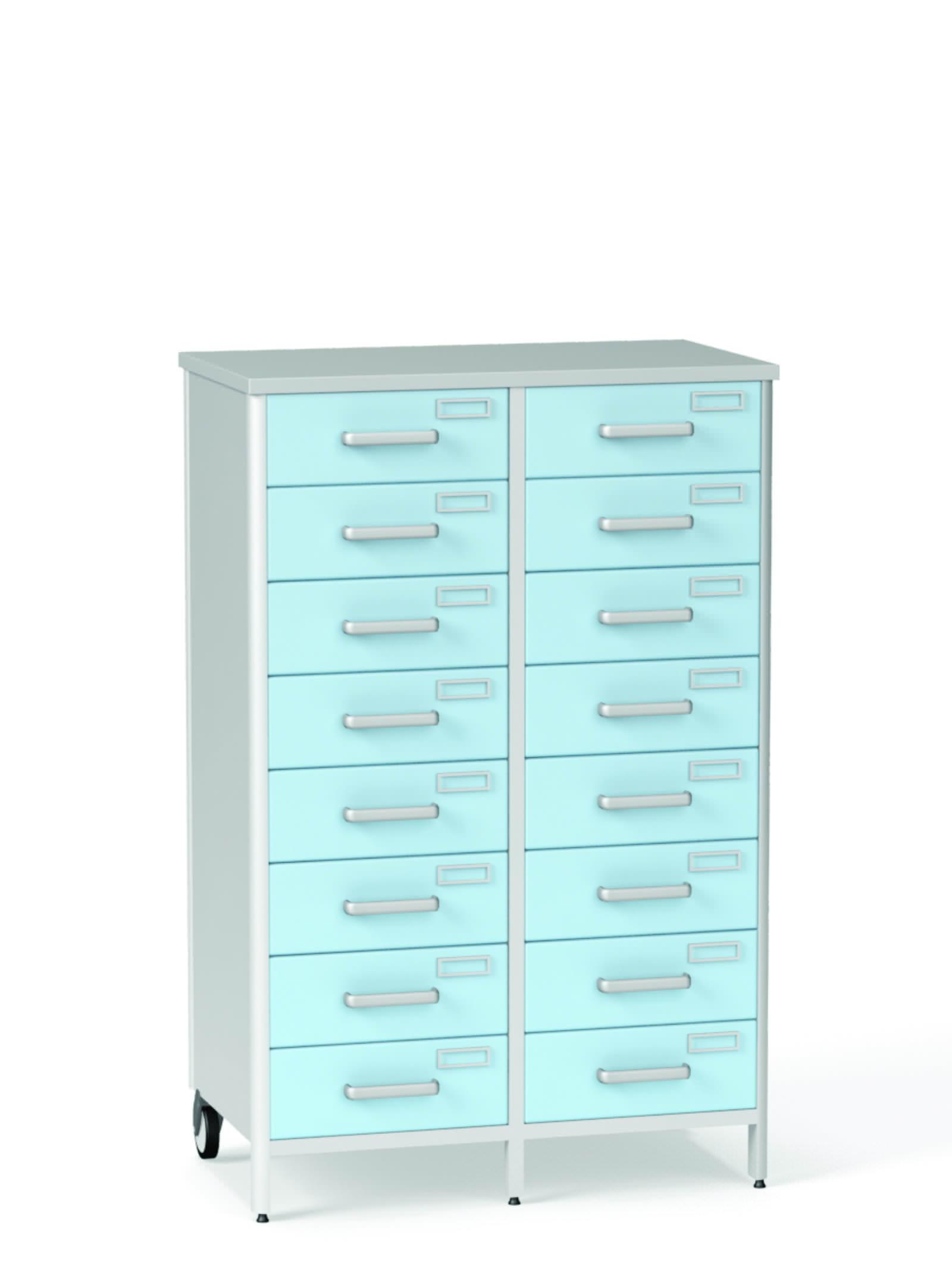 Медицинский шкаф ДМ-3-001-24