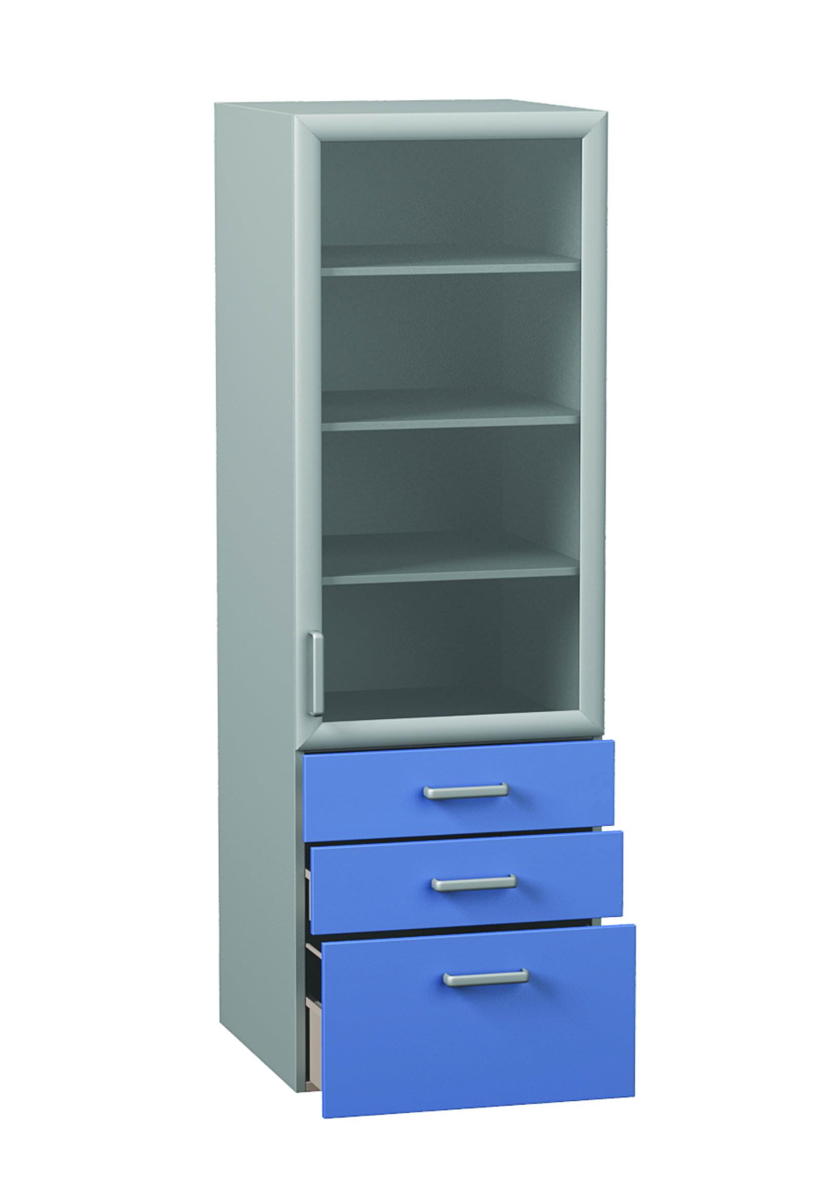 Медицинский шкаф ДМ-4-001-13