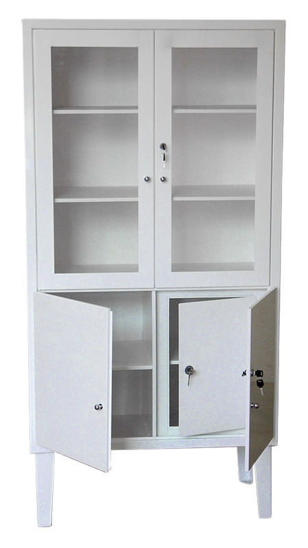 Шкаф медицинский ШМ 2-2 ВТ