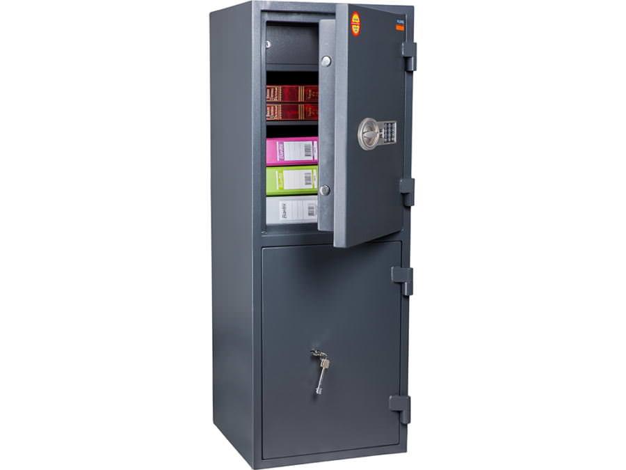 Сейф VALBERG КВАРЦИТ 120Т/2 EL с электронным кодовым замком