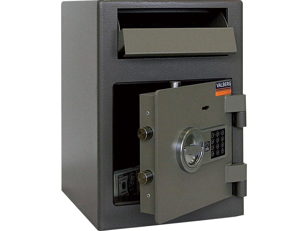 Депозитный сейф VALBERG ASD-19 EK с электронным кодовым замком