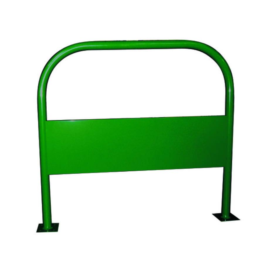 Велопарковка ВР 02а зеленая