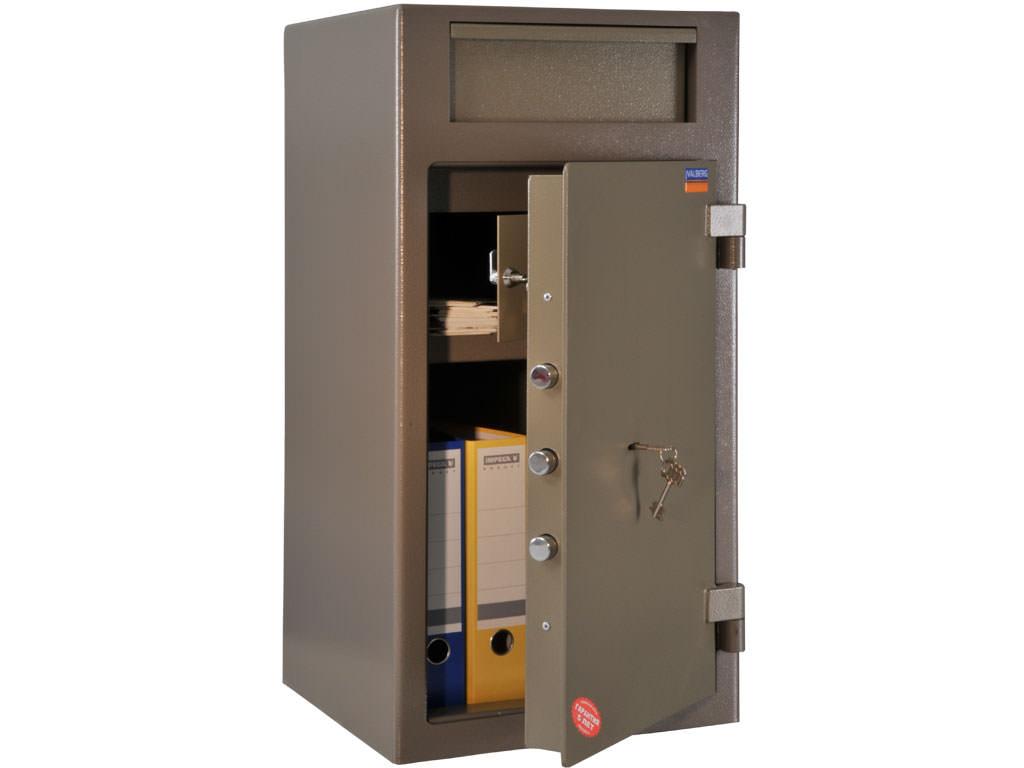Депозитный сейф VALBERG ASD-32 с ключевым замком
