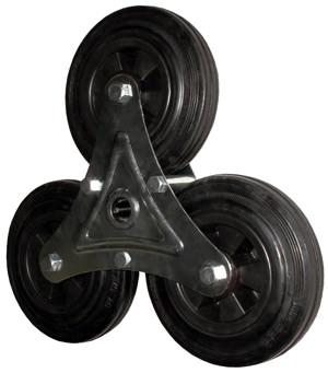 Блок из 3х колес