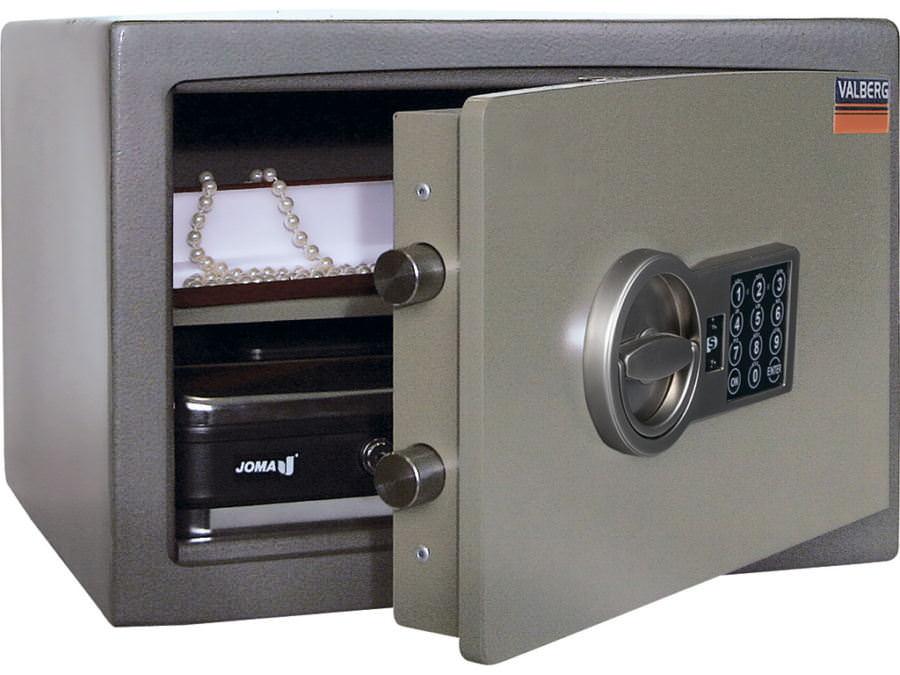 Сейф VALBERG КАРАТ-30 EL с электронным кодовым замком