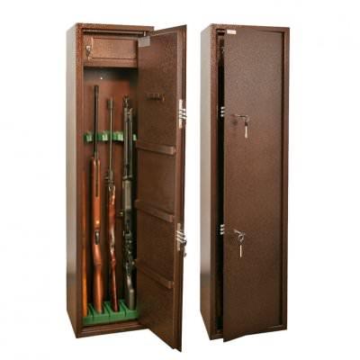 Шкаф оружейный КО 033т