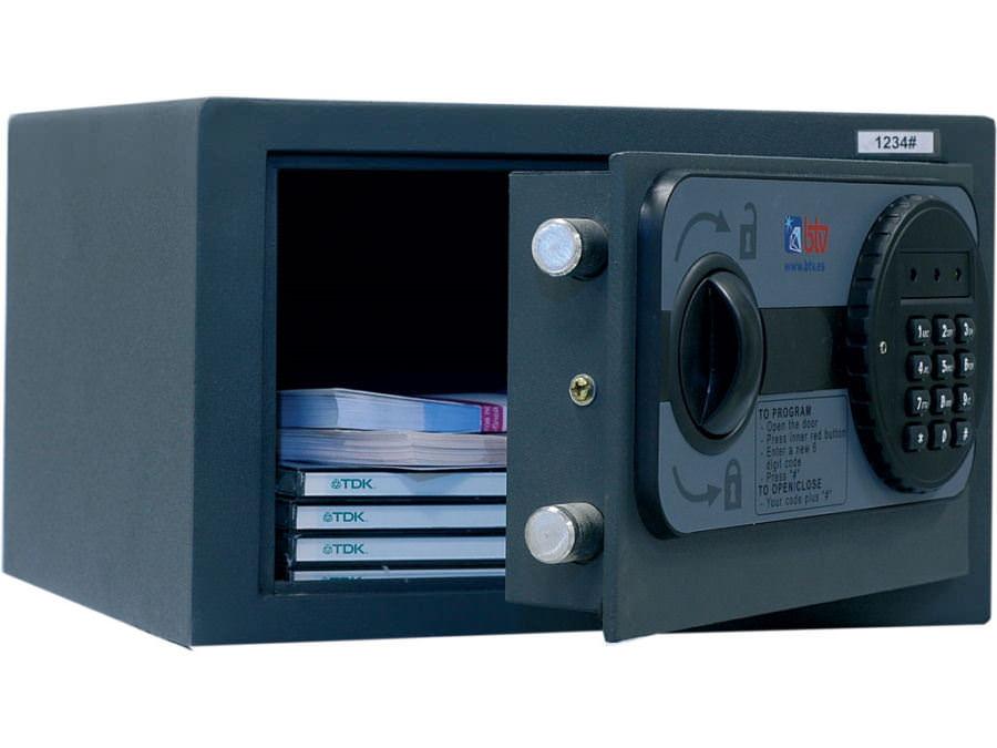 Сейф BTV New-17 с электронным кодовым замком