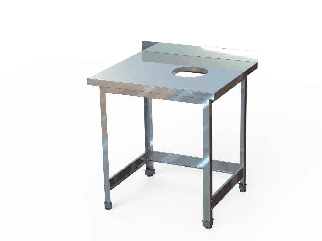 Стол для сбора отходов СО-10/7Б-К