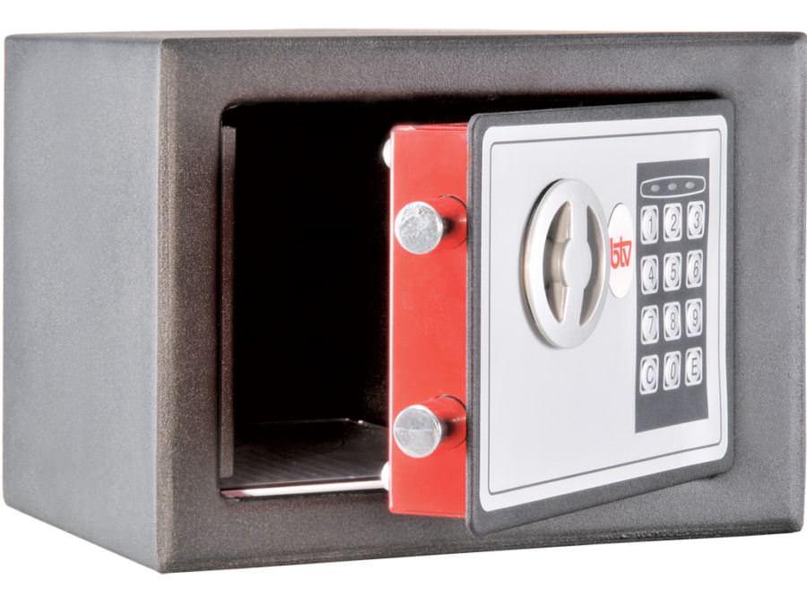 Сейф BTV PROMO-2 с электронным кодовым замком