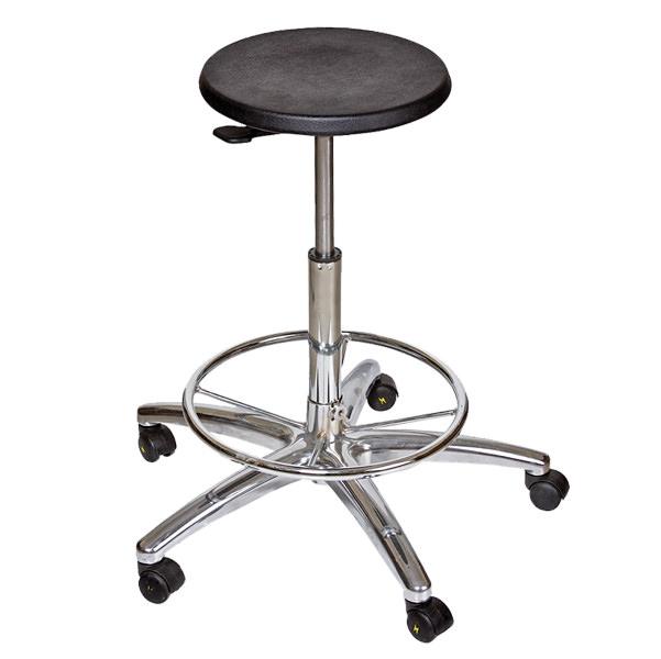 Антистатический стул NVR N-400/KJ140 ESD