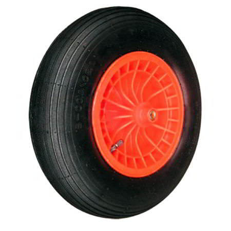 Комплект колес для ТПО, ТПОБ - пневмо Ø250мм (ось 20мм)