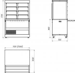 Модуль для горячих напитков МН-10/7-220, фото 2
