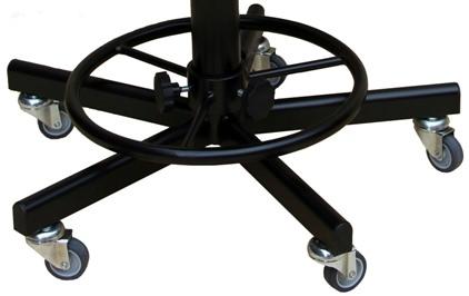 Стул винтовой со спинкой сложной формы СтПД-02, фото 3