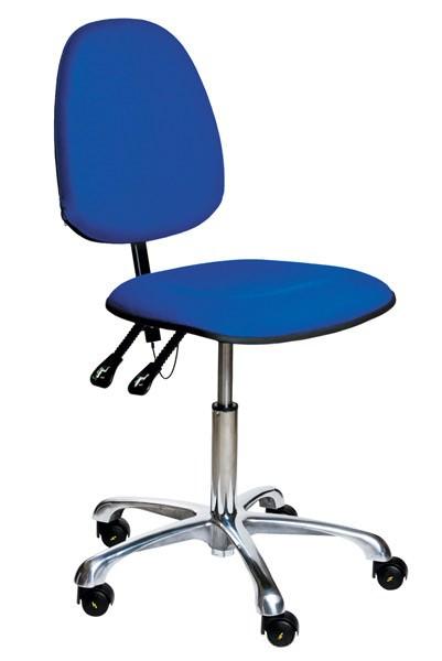 Антистатический стул NVR N-100/KJ200 ESD