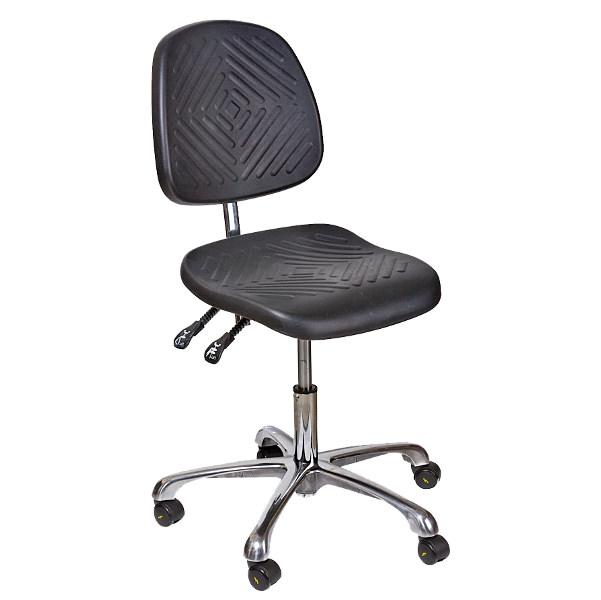 Антистатический стул NVR N-300/KJ200 ESD