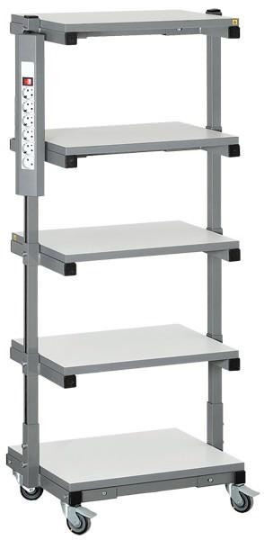 Подкатная стойка для оборудования WS-A