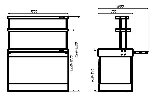 Модуль для горячих напитков МН-12/7-220, фото 3