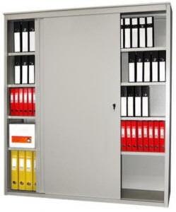 Архивно-складской шкаф