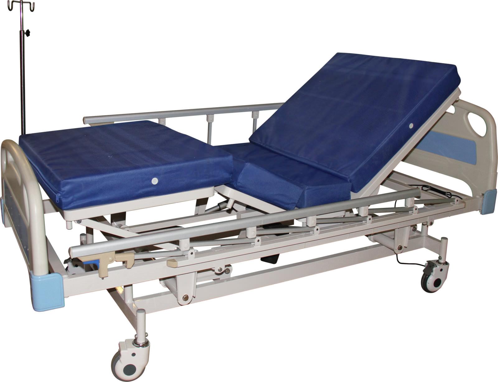 Фото медицинской кровати с электроприводом SH-B435