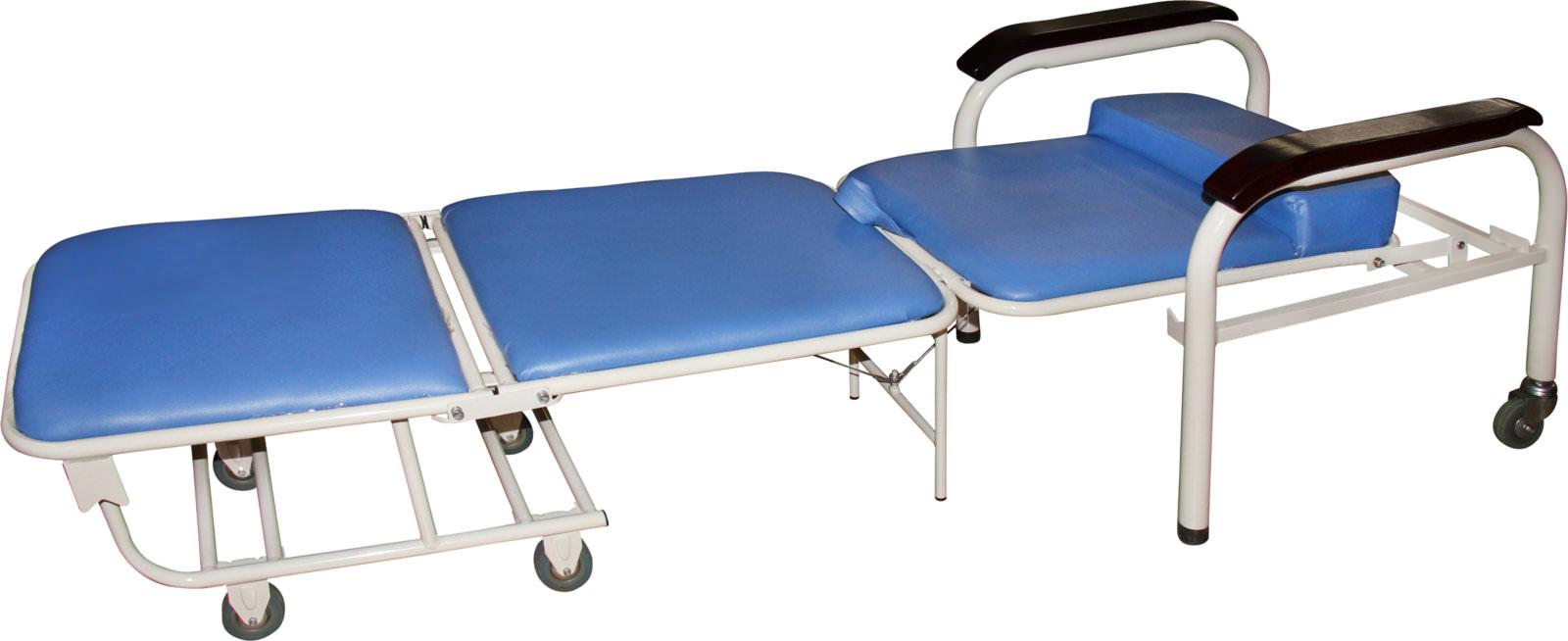 Раскладное кресло-кровать для пациента SH-W301, фото 2