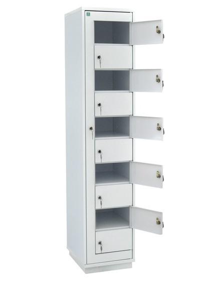Шкаф - модуль одностворчатый для чистой одежды, фото 2