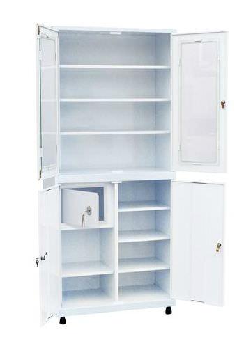 Шкаф для кабинета врача ШКВ-05, фото 2