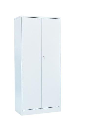 Шкаф для хозинвентаря двухстворчатый