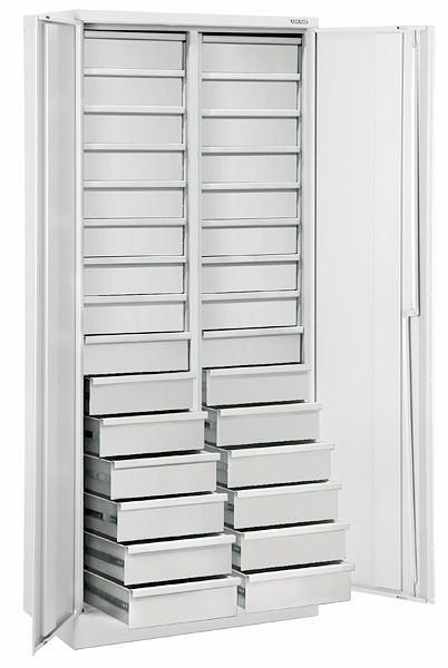Шкаф для хранения комплектующих CBD