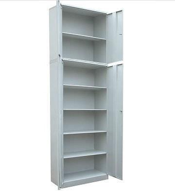 Шкаф для хранения с 4-мя полками с антресолью, фото 2